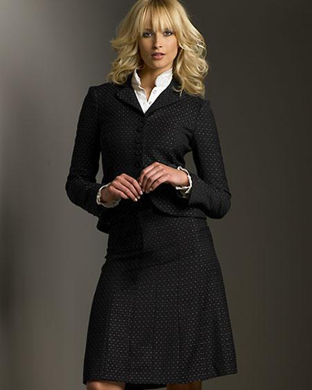 Деловой стиль одежды для женщин.  Дорогие читательницы, приславшие...